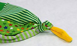 Detské čiapky - Detská čiapka - na objednávku - 7346204_