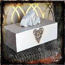 Krabičky - na servítky - 7349142_