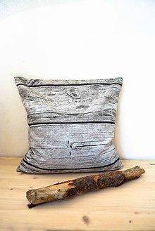 Úžitkový textil - _na dreve... špaldový vankúš/podsedák... SKLaDoM - 7351080_