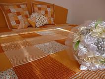 Úžitkový textil - prehoz 120x200 cm - 7355394_