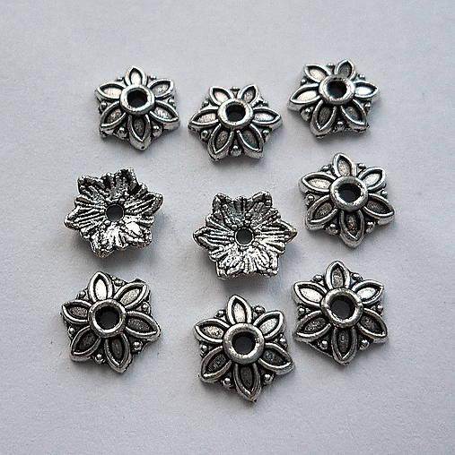 Kaplík kvet 7,2x1,9mm-1ks