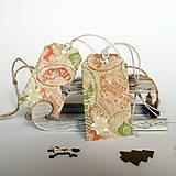 Papiernictvo - Vianočné visačky V - 7352481_
