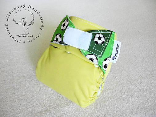 !Na patentky! Bude zo mňa futbalista - PUL Kapsová Plienočka (veľ. S-M-L) + vkladačka
