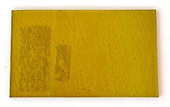 Suroviny - Sklo zlato fialovo modré, zn. Bullseye - 7357791_