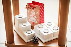 Svietidlá a sviečky - Vianočný Sen - 7358805_