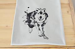 - Vlk šedý, M, pánske - 7356016_