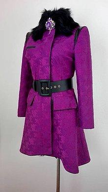Kabáty - Originálny kabát - 7355842_