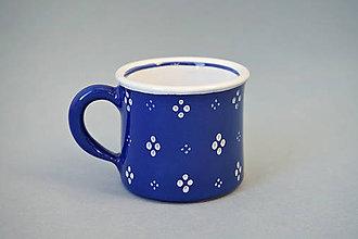 Nádoby - Kafáč espresso 4puntík 6 modrý - 7361737_