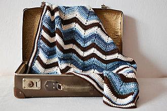 Úžitkový textil - baby deka - 7356564_