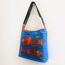 Kabelky - FISH BAG * znamení Ryby * PARROT® - 7367255_