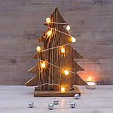 Dekorácie - Vianočný stromček - 7365605_