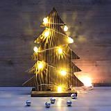 Dekorácie - Vianočný stromček - 7365607_