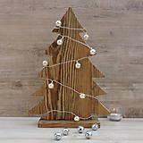 Dekorácie - Vianočný stromček - 7365608_