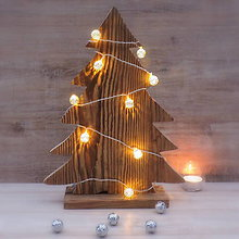 Dekorácie - Vianočný stromček - 7365628_