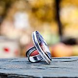 - Strieborný prsteň - Čln - 7366714_