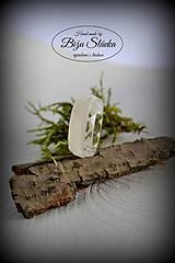 Prstene - Prsteň Perleť (2077 B) - 7366431_