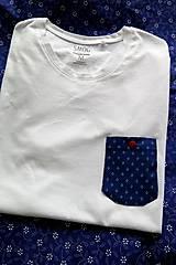 Oblečenie - tričko MODROTLAČ - ko - 7364959_