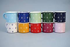 Nádoby - Kafáč espresso 4puntík 6 růžový - 7362125_