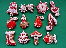 Vianočné medovníčky sada