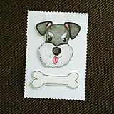 Papiernictvo - Psia pohľadnica - 7362082_