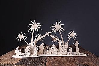 Dekorácie - Betlehem XL - 7371058_