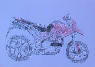 Kresby - Ducati Hypermotard - 7368464_