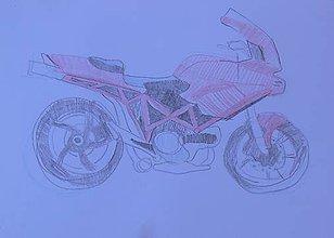 Kresby - Ducati Multistrada - 7368535_