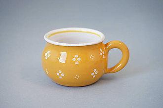 Nádoby - Buclák espresso 4puntík 5 žlutý - 7371609_
