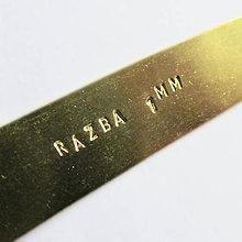 Iné šperky - Ražba - 7368576_