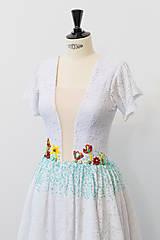 Šaty - Šaty NA LÚKE - 7371409_