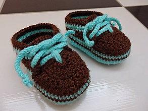 Topánočky - Detské topánočky 2 - 7374483_