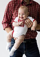Detské oblečenie - Folklórne body pre najmenších