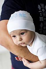Detské čiapky - Detská folklórna čiapka ČIČMANY - 7377410_