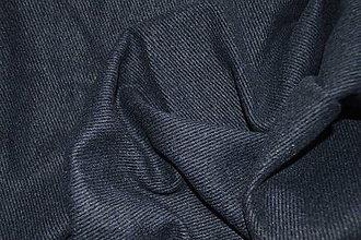 Textil - Kostýmovka modrá - 7376695_