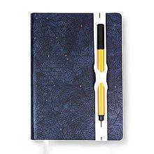 Papiernictvo - Zápisník A6 V hlave - 7372468_