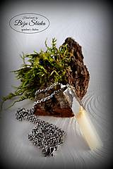 Náhrdelníky - Náhrdelník Piesok (2080 A CHO) - 7377721_