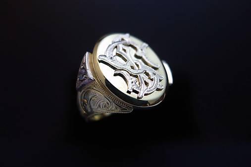 Pánsky pečatný prsteň   TRezorr - SAShE.sk - Handmade Prstene 77848d67413