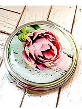 - zrkadielko ruža - 7379470_