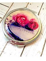- zrkadielko dve ruže - 7379501_