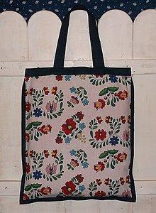 Nákupné tašky - Nákupná taška - Folk - 7386711_