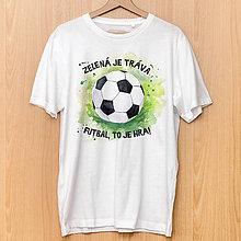 Oblečenie - Zelená je tráva - 7382805_