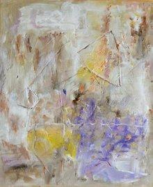 Obrazy - Bielá abstrakcia - 7386924_