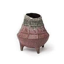 Dekorácie - Keramická váza Antik 5 - 7383319_
