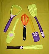 Hračky - Náradie pre malých kuchárov - 7387154_