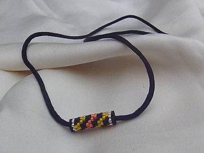 Náhrdelníky - náhrdelník/náramok - 7385387_