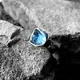 Prstene - Prsteň -Madison-akvamarín - 7382980_