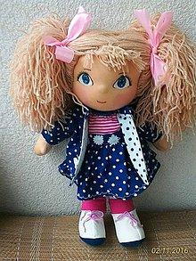 Hračky - Veľká bábika- podľa vášho želania. - 7383612_