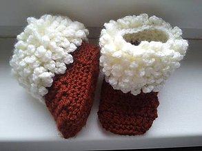 Topánočky - vysoké boty - 7391180_