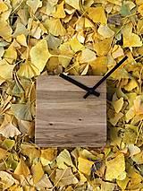 Hodiny - Block clock - stolové/nástenné hodiny - 7391210_
