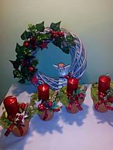 Svietidlá a sviečky - Netradičný advent - 7390964_